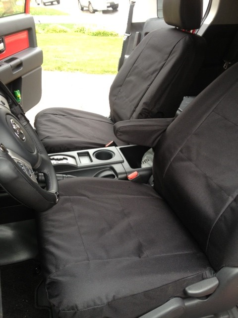 Coverking Tactical Seat Covers Toyota Fj Cruiser Forum