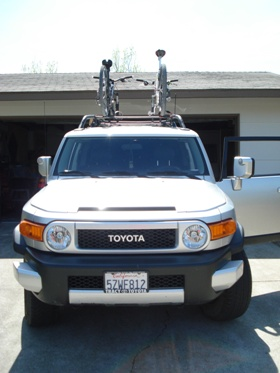 Tire Rack Locations on Bike Rack Hitch Or Spare You Tell Me    Toyota Fj Cruiser Forum
