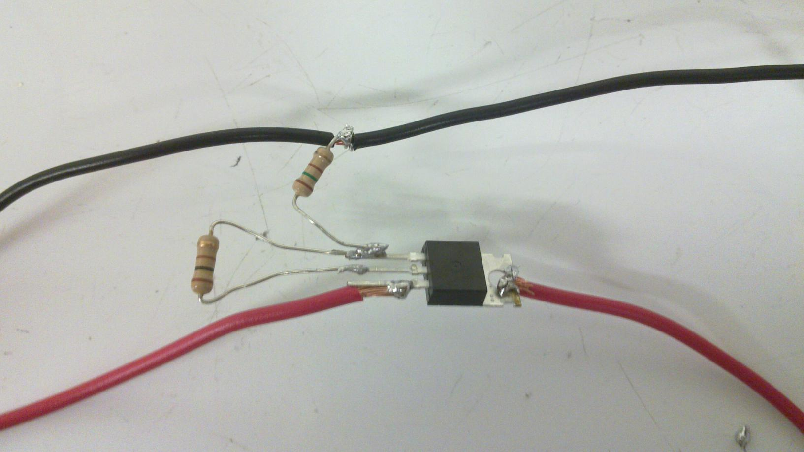 Garage Door diy garage door opener photos : DIY: Integrate a 3V (3 volt) garage door opener remote to your ...