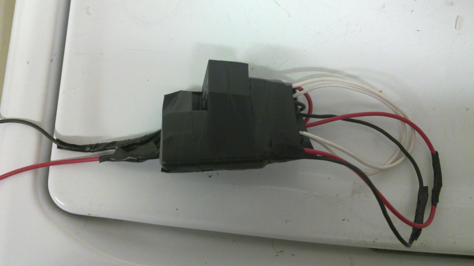 diy integrate a 3v 3 volt garage door opener remote to your click image for larger