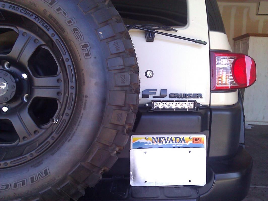 Additional Back Up Lights Suggestions Page 2 Toyota Fj