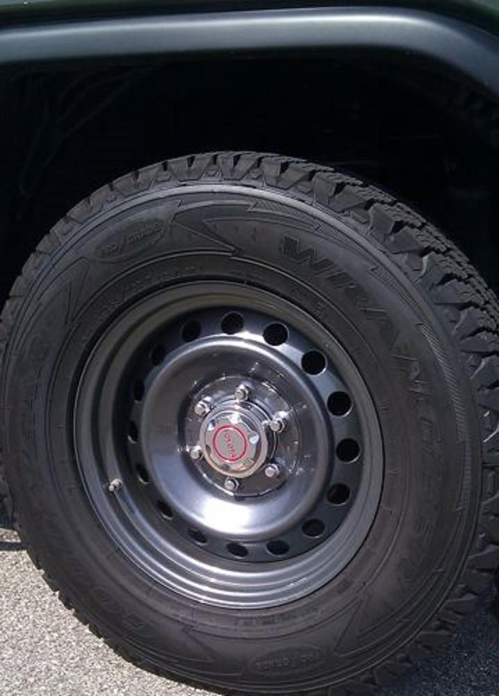Wtb 5 Oem Fj Steel Wheels Page 2 Toyota Fj Cruiser Forum