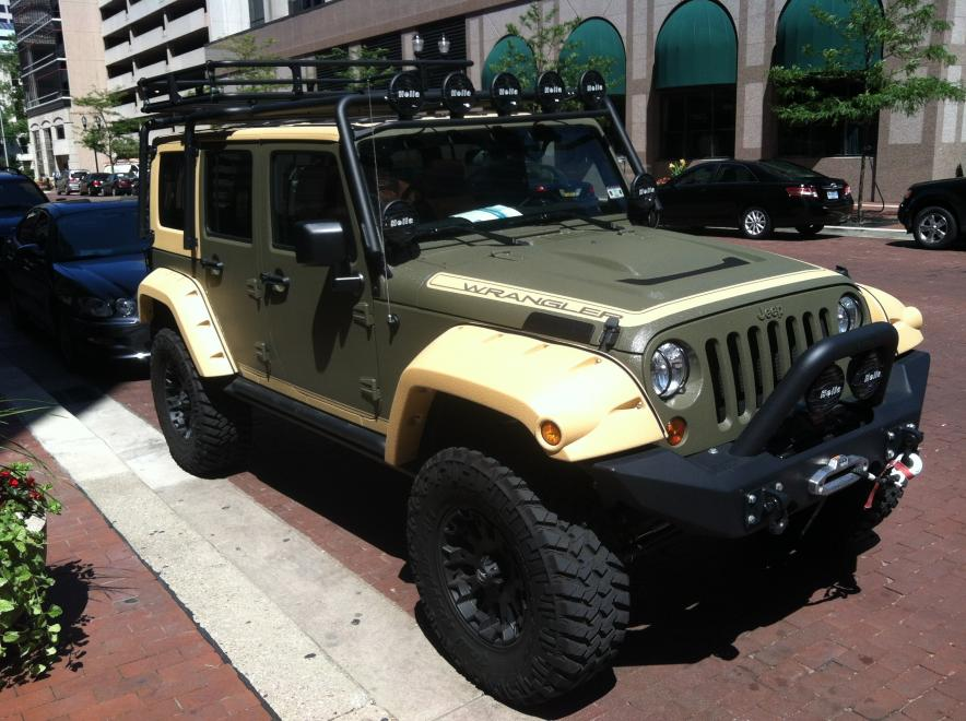 Check Out How Well Rhino Lined This Jeep Is Toyota Fj Cruiser Forum