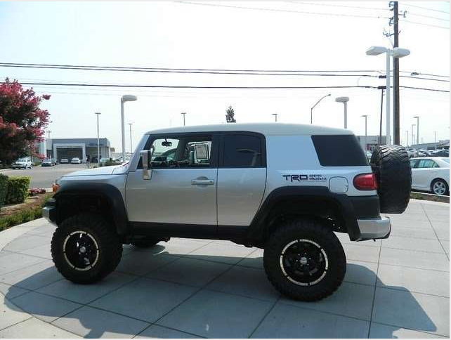 Looking To Purchase A Used 2007 Fj Cruiser Toyota Fj