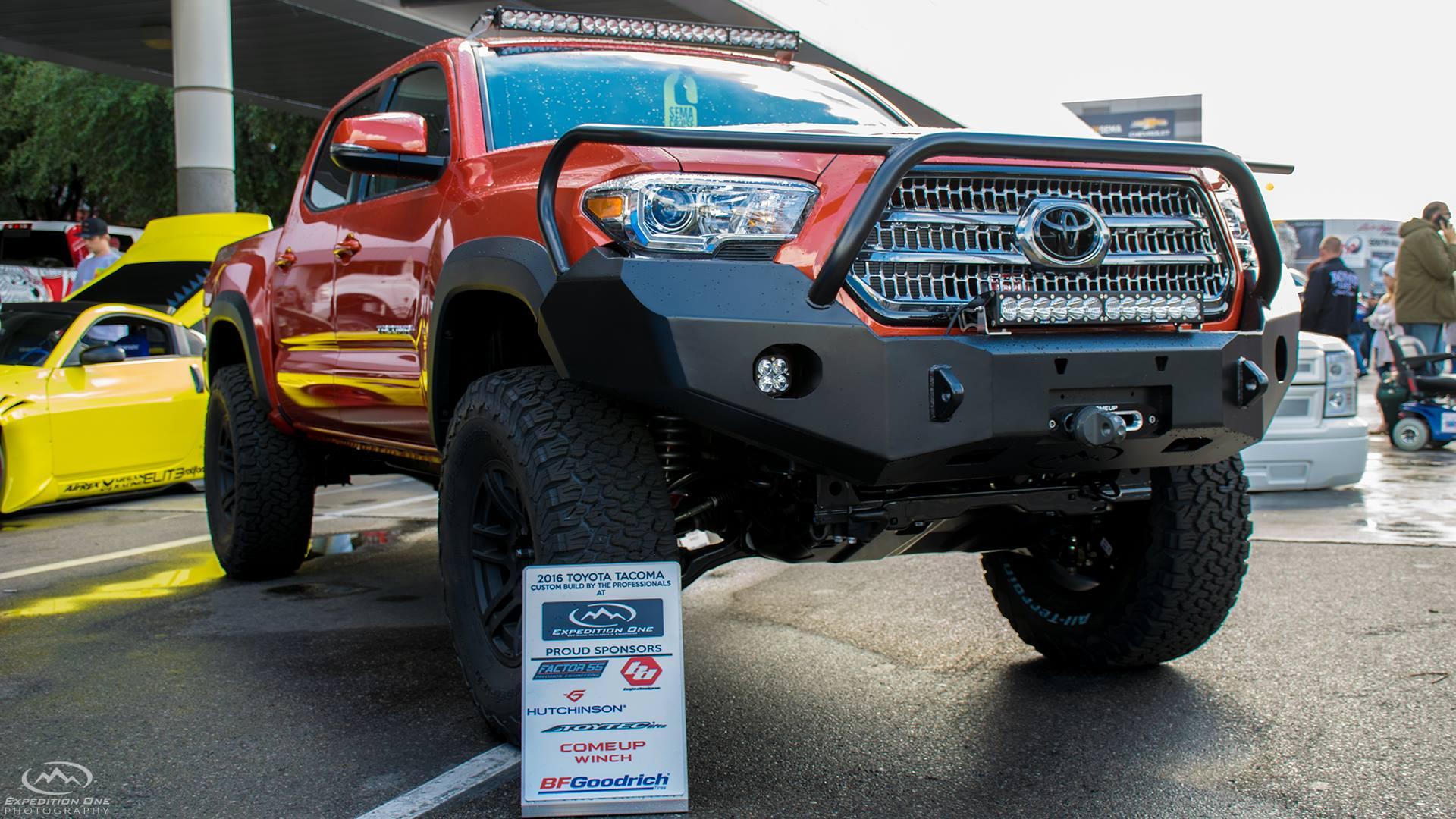 2017 Toyota Tacoma TRD Pro Review - Page 5 - Toyota FJ ...