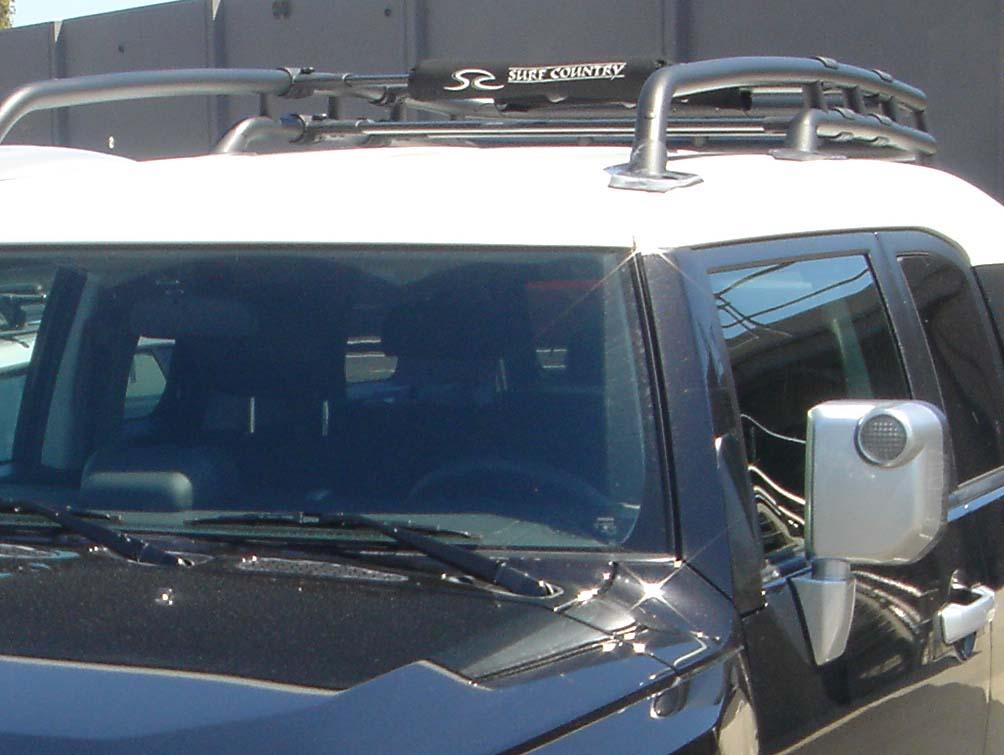 Surfboard Roofracks Toyota Fj Cruiser Forum