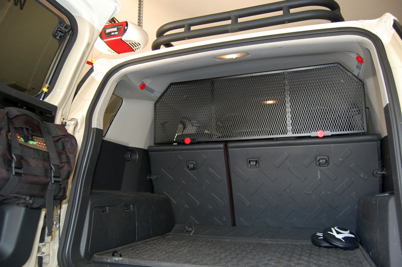 What did you do TO your FJ Cruiser TODAY? - Page 98 ...