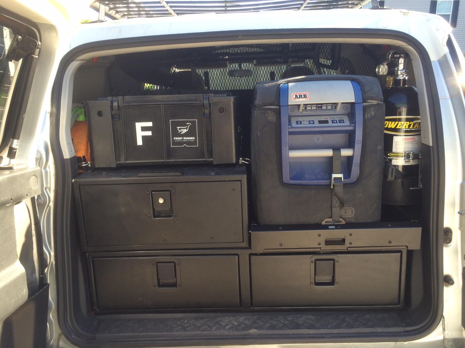 Fort Worth Toyota >> Rear Cargo Drawer Build - Page 28 - Toyota FJ Cruiser Forum