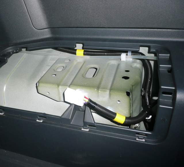 D New No Subwoofer Wiring Sub