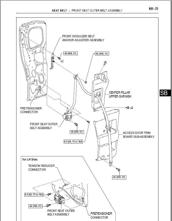 Suicide Door Panel Removal Toyota Fj Cruiser Forum
