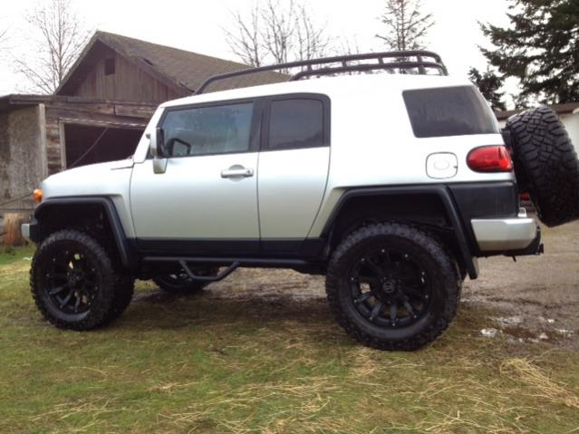20in Wheels On My 2wd Fj Page 9 Toyota Fj Cruiser Forum