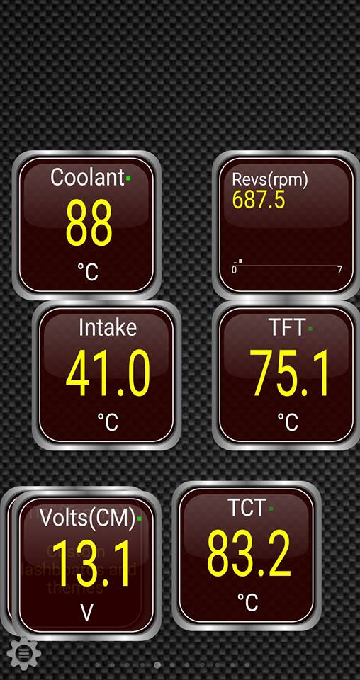 Trans temp in Torque Pro - OBDII   anyone try this? | Toyota