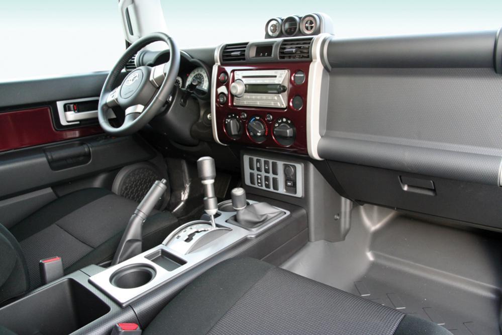Damage To Dashboard Please Advise Toyota FJ Cruiser Forum - 2006 fj cruiser