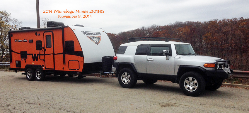 Towing A Camper At Capacity Toyota Fj Cruiser Forum