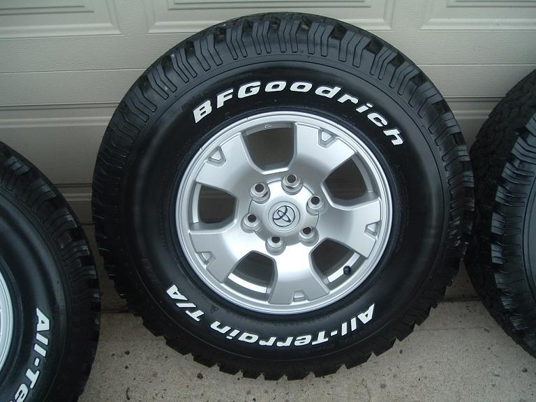 D Alloy Wheels New Bfg T Truck Tires