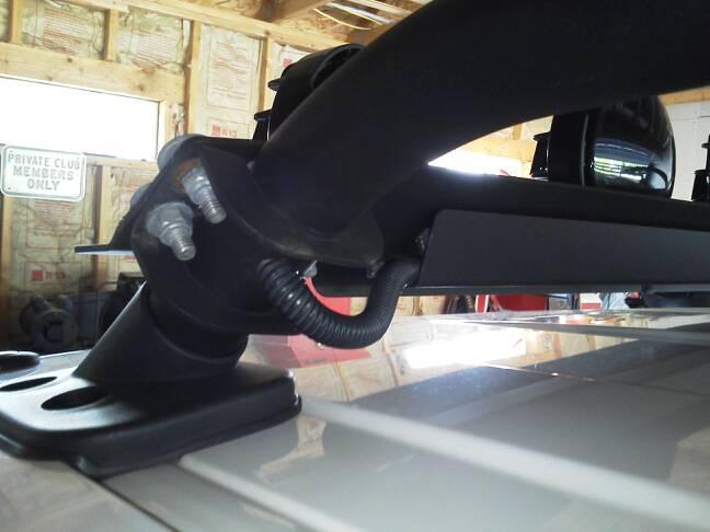 Used Fj Cruiser >> Roof lights wiring... - Toyota FJ Cruiser Forum