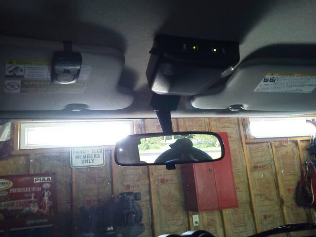 Roof Lights Wiring Toyota Fj Cruiser Forum