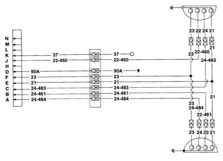 coleman tent trailer wiring diagram coleman image ww2 military trailer wiring diagram wire get image about on coleman tent trailer wiring diagram