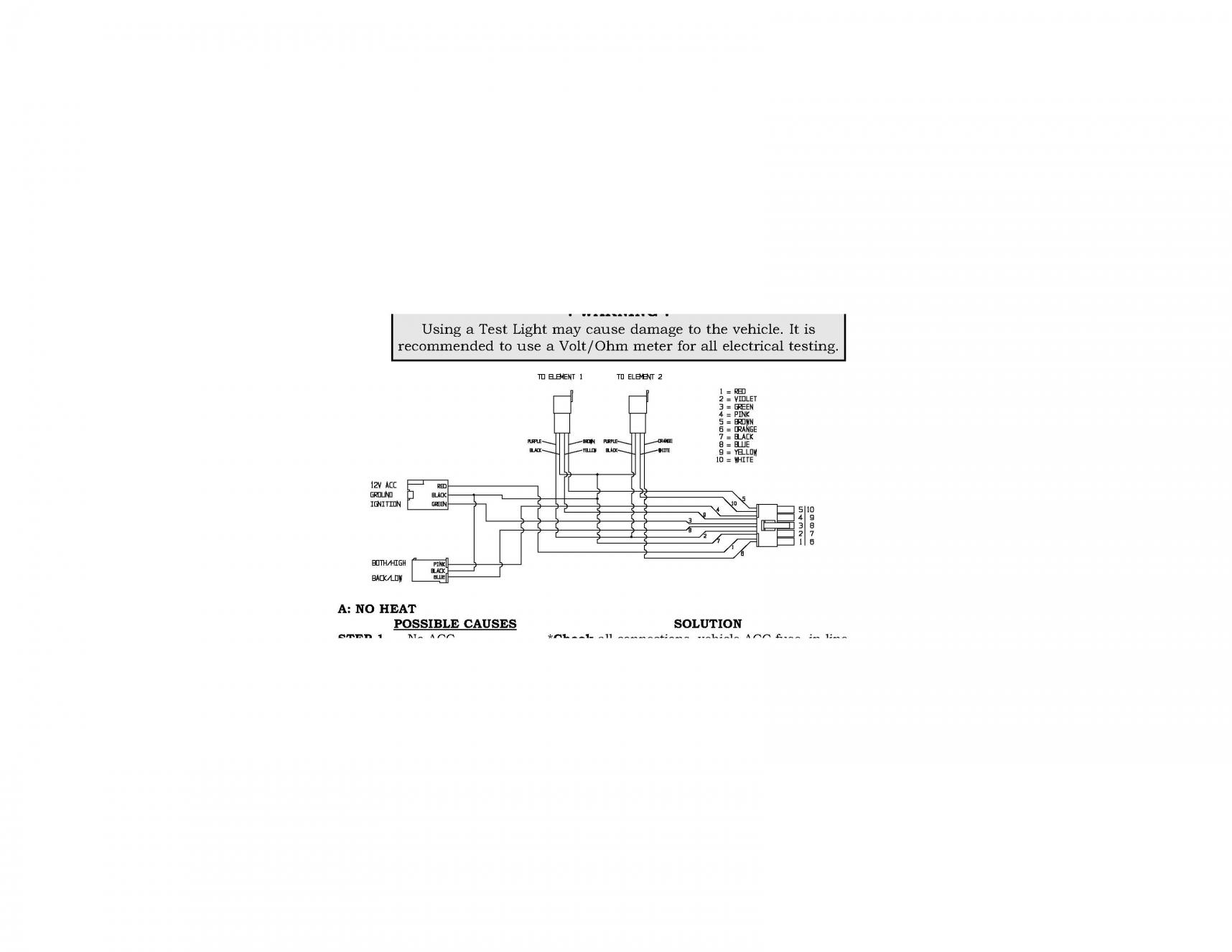 Fj Cruiser Trailer Wiring Diagram Solutions 2007 Heated Seat Example Electrical
