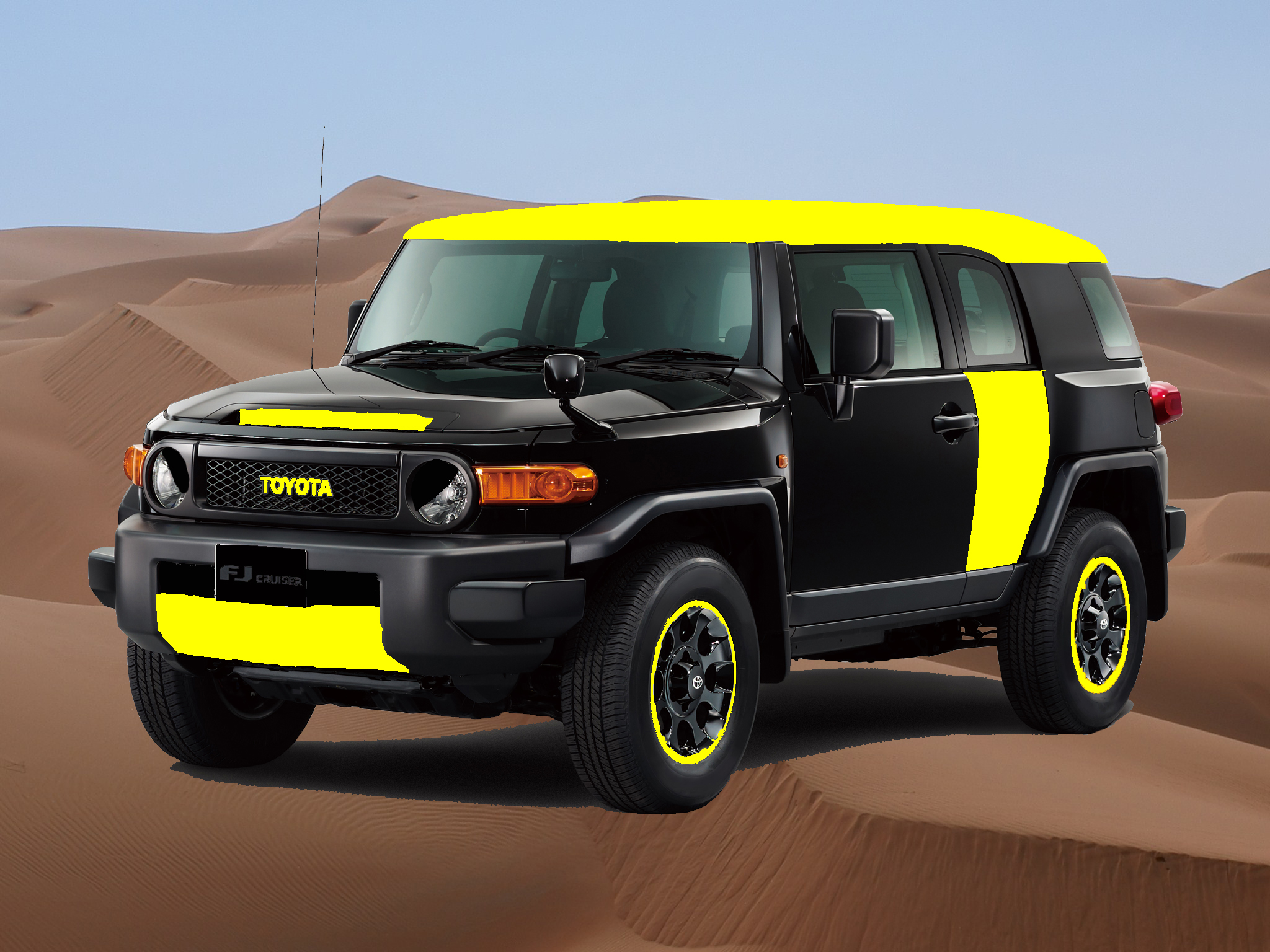 Accent Color On Blacked Out Fj Suggestions Page Toyota Fj