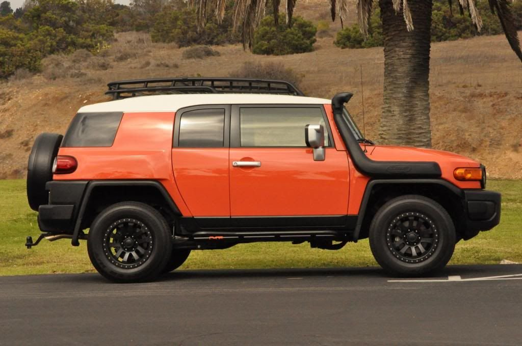Magma FJs!! Lets See Them Here !! - Page 4 - Toyota FJ