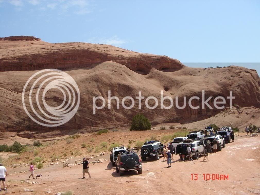 City Market Moab >> Moab Before Ouray Fjsummit Day 2 Toyota Fj Cruiser Forum