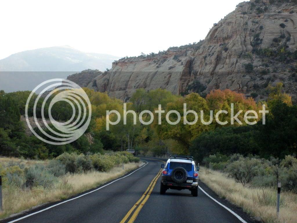 Moab Trip Pics - Lockhart Basin   Toyota FJ Cruiser Forum