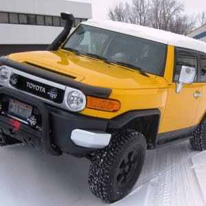 FJ SNOW DAY
