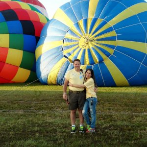 Balloon Launch at Sun n Fun 2014