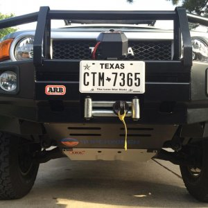 ARB & Superwinch X9