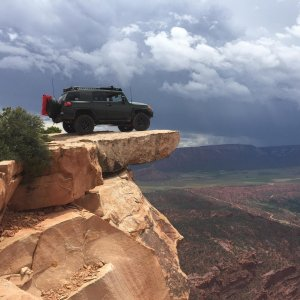 Top of the World - Moab, UT