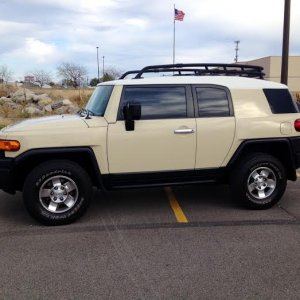 2008 FJ - Just purchased!