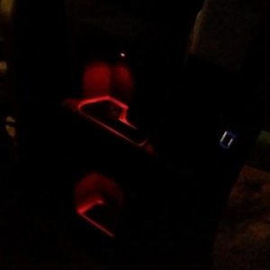 WP 20160728 001My red interior led lights installed