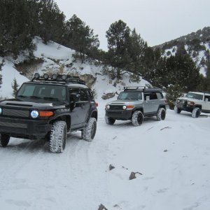 Got to go out there once with some other Utah FJers even! It was fun!